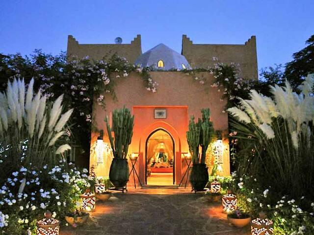 Magnifique Riad Al Mendili Kasbah - Marrakesh - Casa