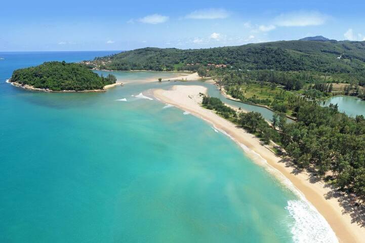 Phuket Luxury Golf, Beach Home - Phuket - Apartment