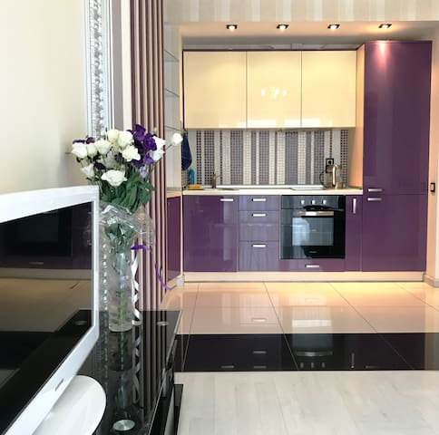 Violet Deluxe Apartment