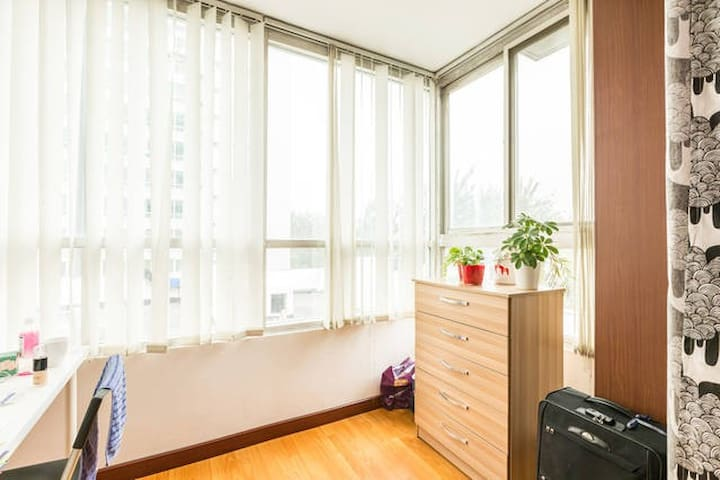 lovely low priced master-bedroom - Pequim - Apartamento