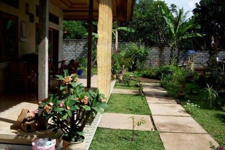 Gede House in Ubud - Ubud - House