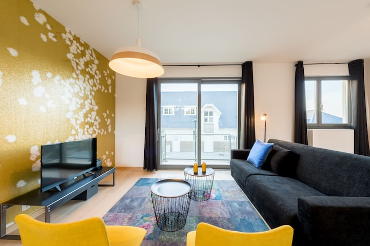 Smartflats Bella Vita 202 - 2bed Duplex + Garden - Waterloo - Apartment