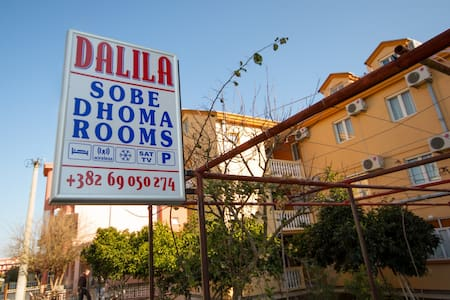 Apartaments Dalila _ Montenegro - Ulcinj