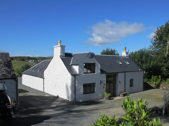 Ploughmans Cottage 4* - Tobermory - Hus