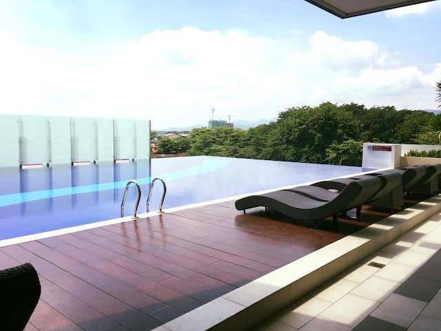 Teoh's Cozy Homestay - Ipoh - Apartament