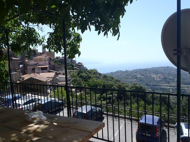 NOCE Panorama Capo Palinuro - Pollica - Rumah