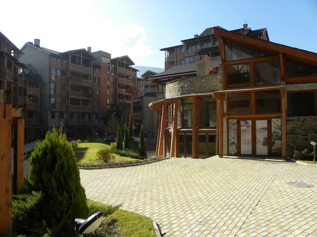 St.Ivan ski and spa 1 bedroom  - Bansko - Huoneisto