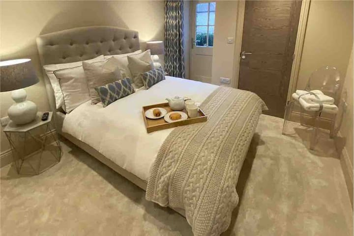 Luxury boutique style apartment, Malton