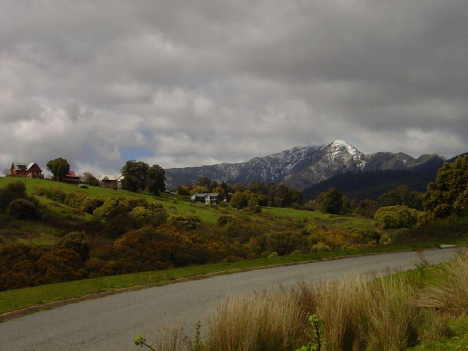 Beautiful Mountain View's