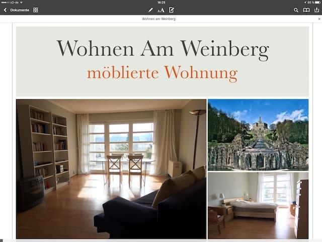 Wohnen Am Weinberg - Kassel - Apartamento