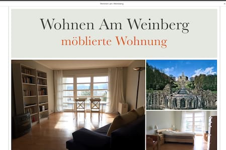 Wohnen Am Weinberg - คัสเซิล - อพาร์ทเมนท์