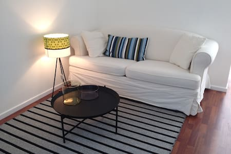 NEW! cozy apartment + free parking