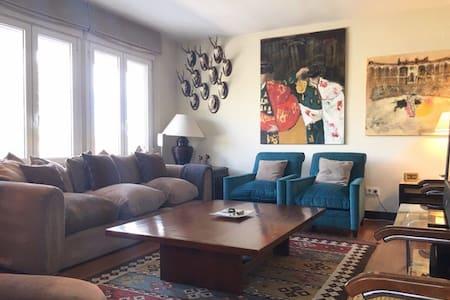 Luxuary Atic Moraleja- quiet - Alcobendas - Apartamento