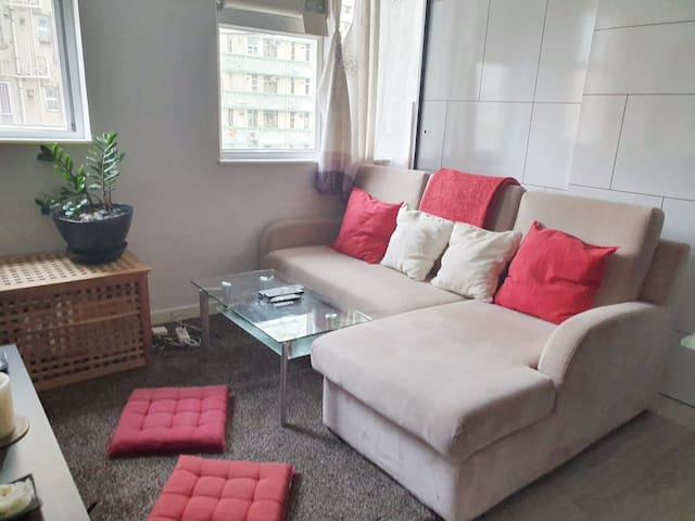 Modern & spacious 1bed Room in Quite Area