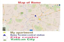 My place in Rome