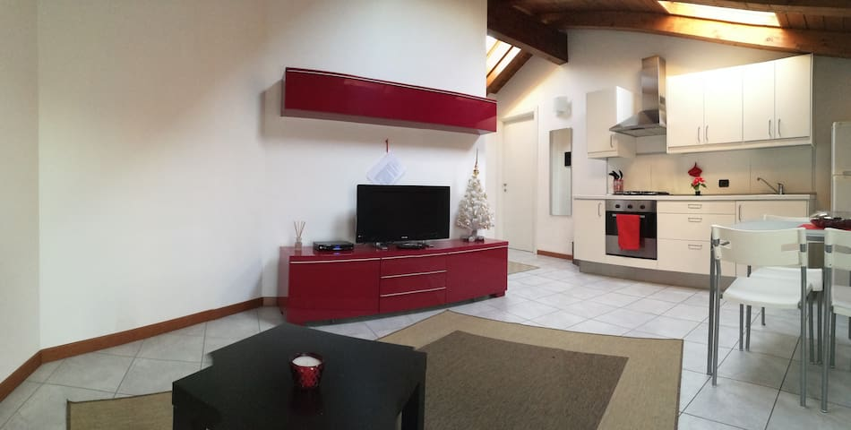 Two rooms flat connected to Malpensa and Milano - Busto Arsizio - Квартира