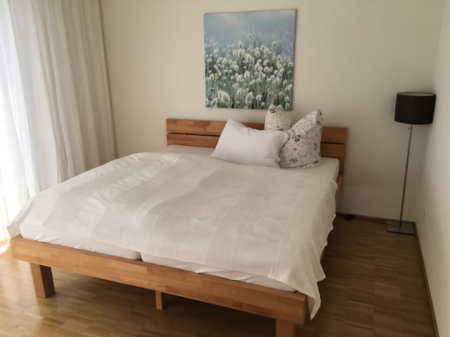 Quiet and modern room in the heart of Kleinbasel - Basel - Apartment