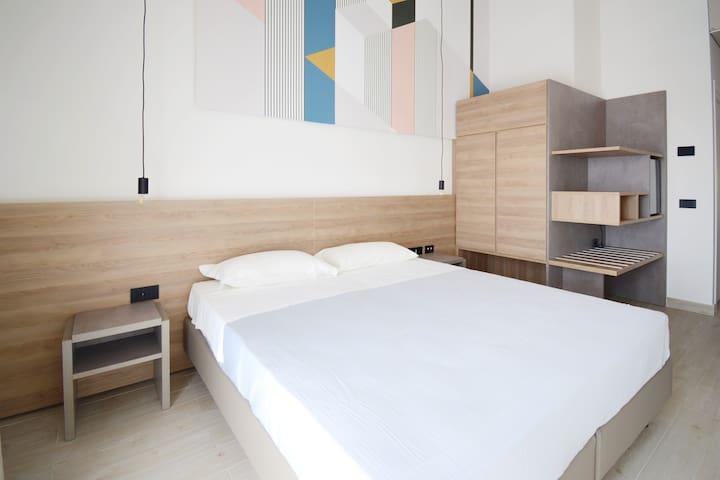 Double bedroom HORIZON HOTEL BADESI