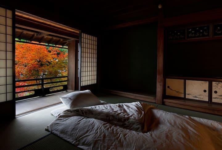【1名部屋】信仰とやすらぎの里 赤沢宿にある講中宿 築180年のゲストハウス大阪屋