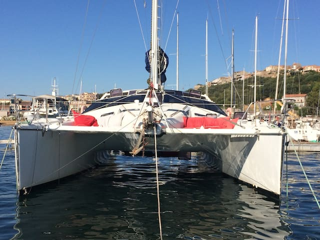 Catamaran Manua exclusivité 4 cabines - Porto-Vecchio - Boat