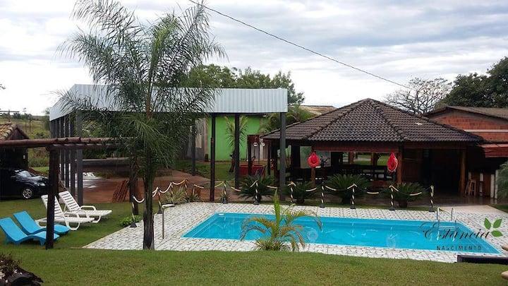 Estância Nascimento - Nova Andradina-Batayporã/MS