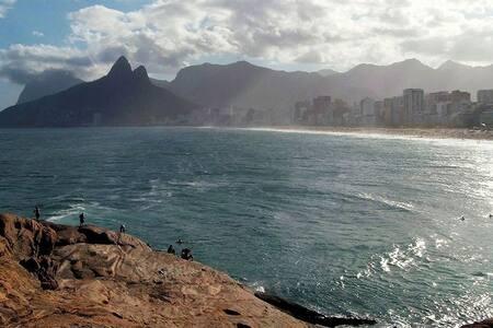 Beautiful flat in Ipanema at Mercure Arpoador - Rio de Janeiro