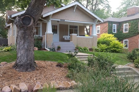 Charming Phillips Ave Craftsman - Sioux Falls - Casa