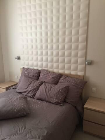 Appartement cosy et spacieux, sur Marseilles - Marsella - Departamento