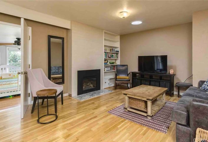 Chico Charmer, walking distance to Downtown
