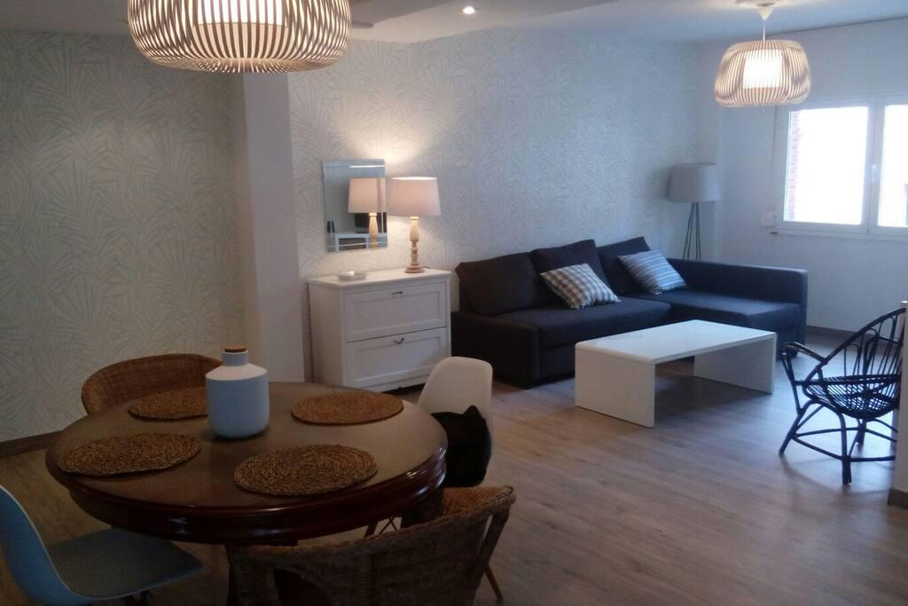 Precioso piso loft c ntrico casas en alquiler en gij n - Sofas gijon ...