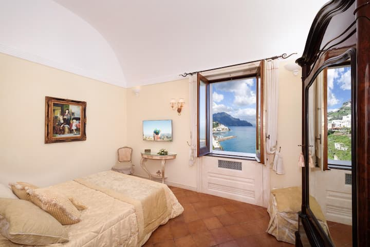 Villa Alba d'Oro - Suite 2 Bedrooms and Sea View