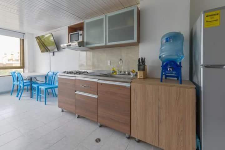 edificio bahia fagrata Apartamento 406