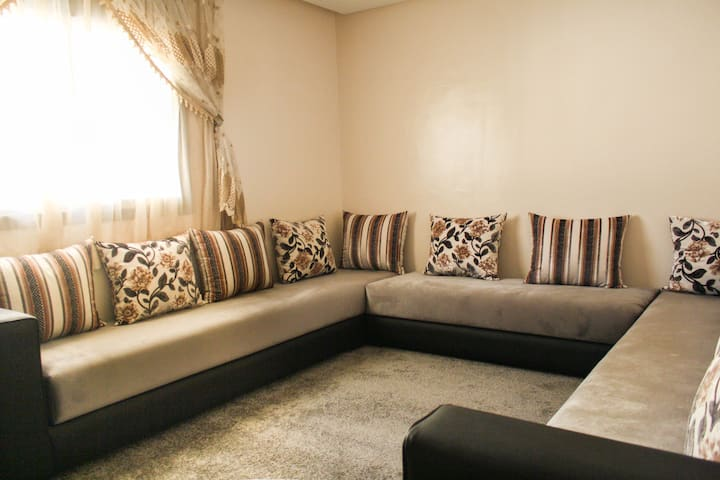 Cozy and New flat in the city center of Agadir