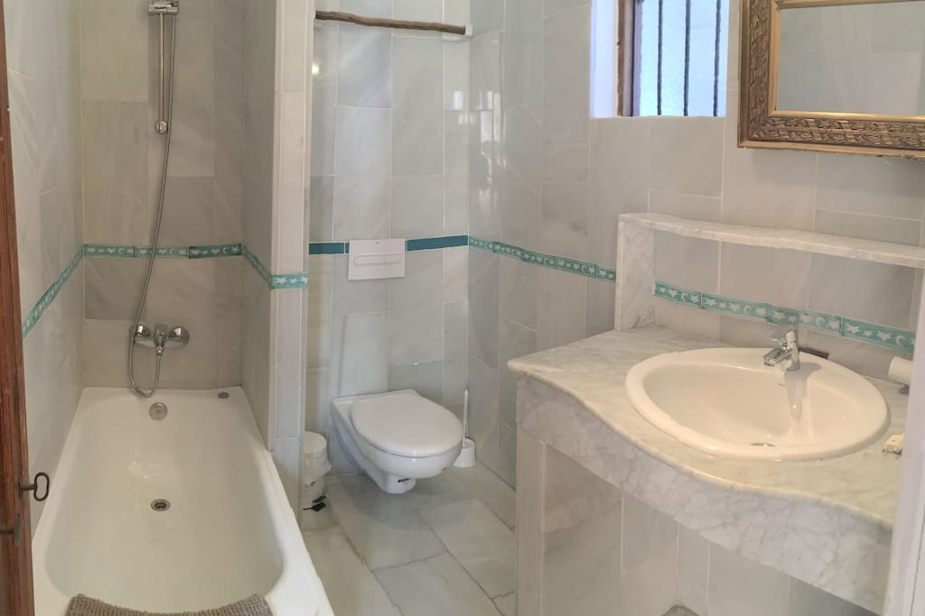 Private Ensuite Bathroom