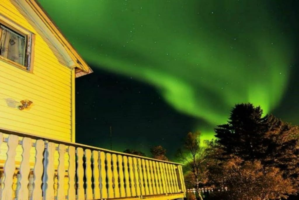"""Guesthouse """"Northern Lights"""" 2015"""