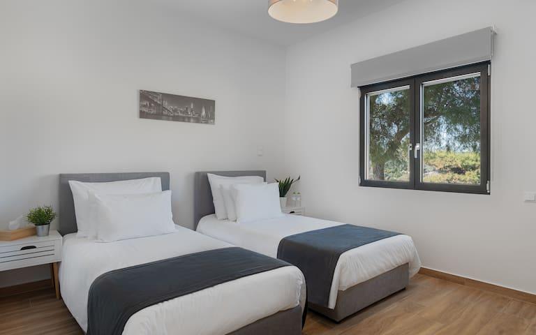 Twin Bedded Bedroom Three