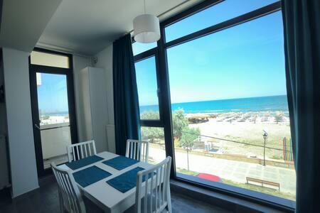 Alexandra Soleil apartment