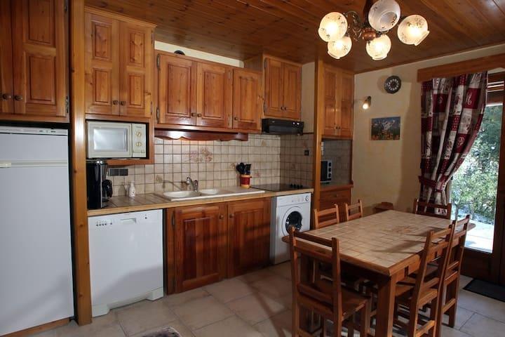 Bel Appartement 5 personnes à Serre Chevalier - La Salle-les-Alpes - Apartamento