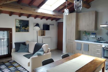 Appartamento comune Piegaro, vicino Lago Trasimeno