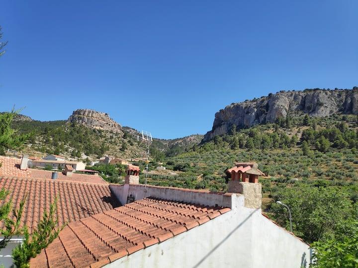 Casas de los abuelos. Casa Villar