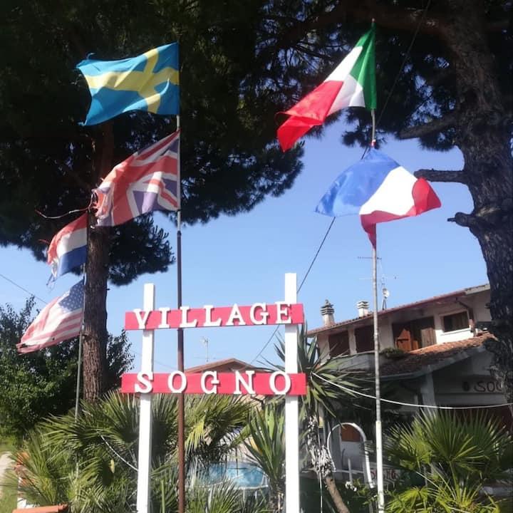 SUITE SORRISO mono(village sogno )