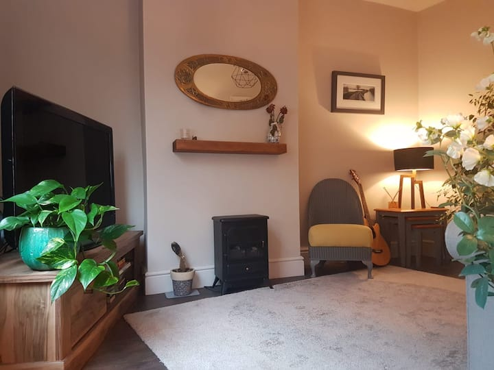 Cozy end terrace property in Horsforth