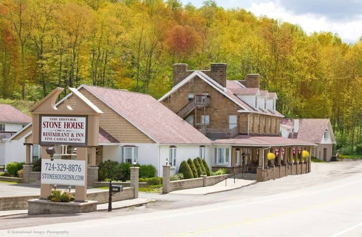The Stone House Inn - Jumonville