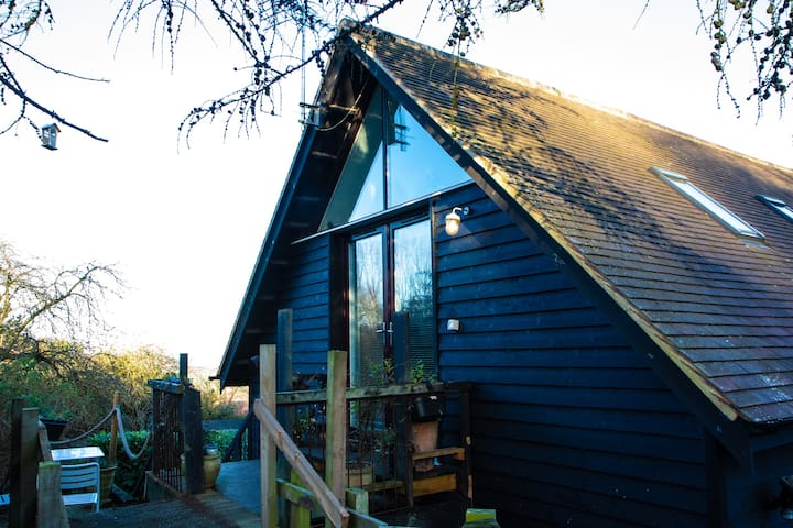 Hillside Barn - Self contained one bedroom annexe