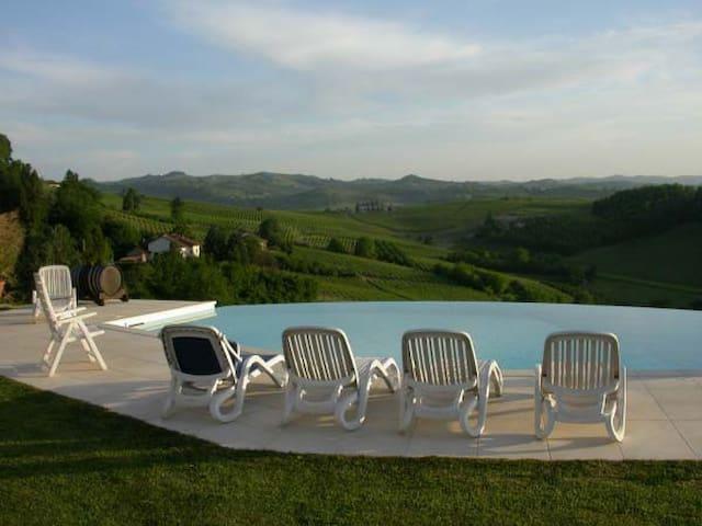 Cascina Christiana: farm and fun - Nizza Monferrato - Bed & Breakfast
