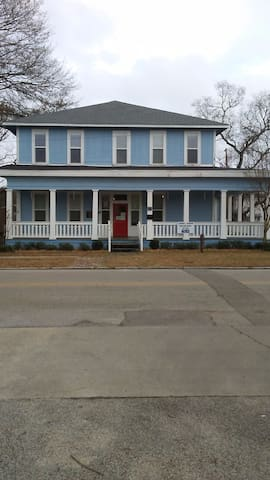 Spacious Room in Downtown Historic Neighborhood - Hattiesburg - Other