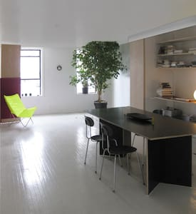 White Box Loft with private room - Nueva York