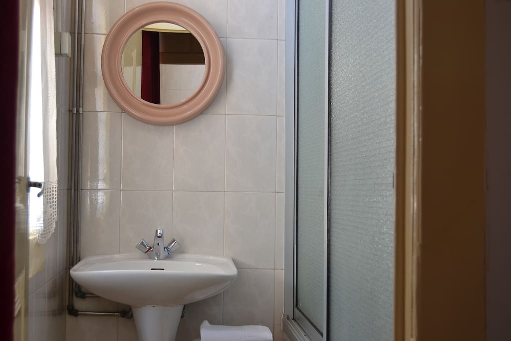 Room private WC near University