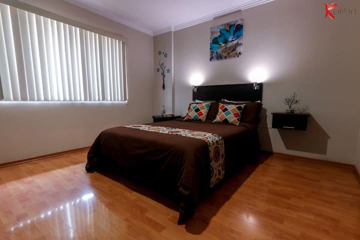 Hostal Kolibri B&B Habitación doble matrimonial