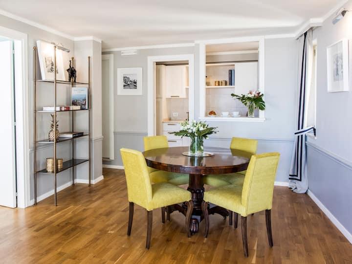 Blue Penthouse Suite » La Malandrina Taormina